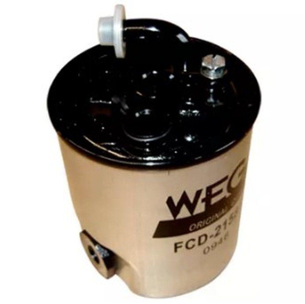 Filtro De Combustível Grand Cherokee 2.7 20v Diesel 2002 a 2004 FCD2158/2 Wega