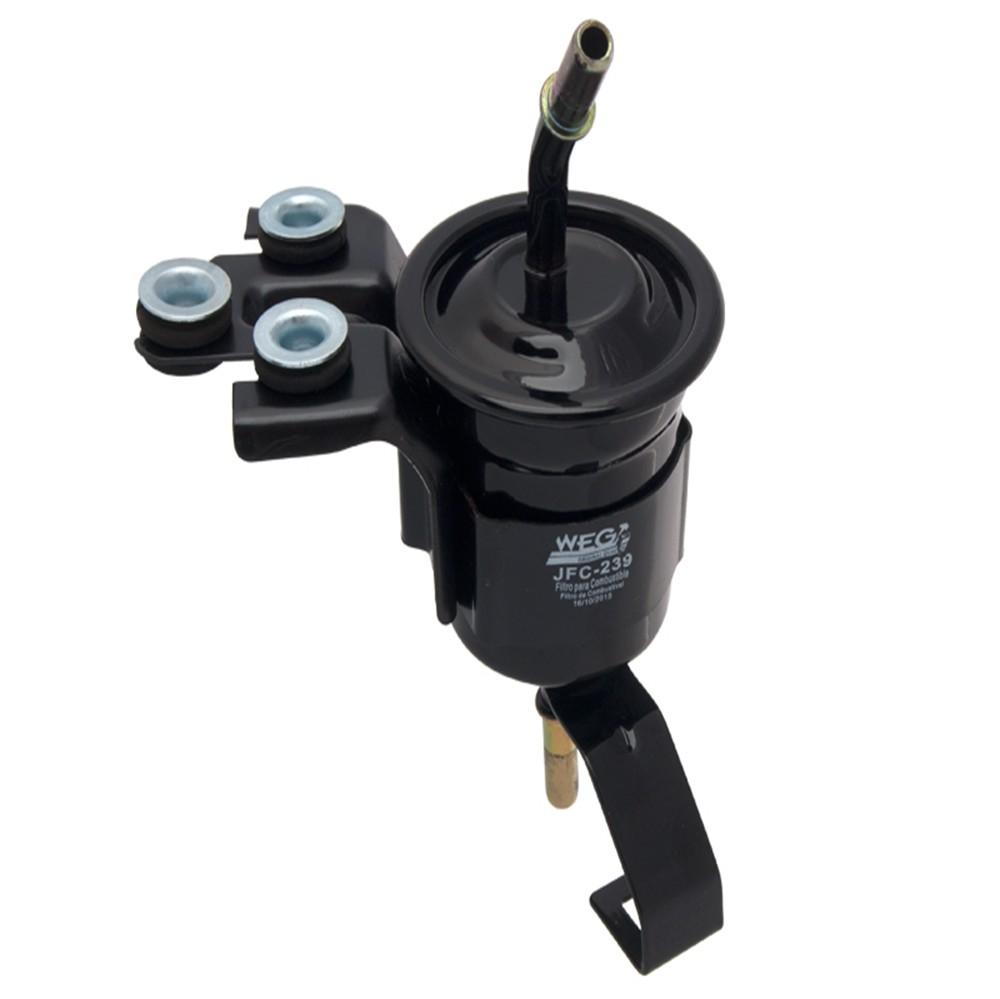 Filtro De Combustível Hilux 2.7 4.0 V6 24v Jfc-239 Wega