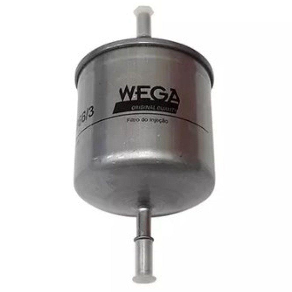 Filtro De Combustível Volvo S60 2.0 S60 2.3 T5 S80 2.4 XC70 3.2 XC90 3.2 FCI1866/3 Wega