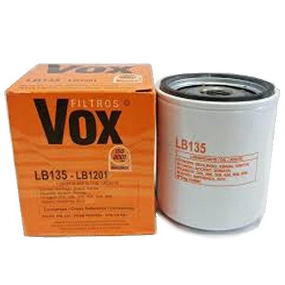 Filtro de Oleo Lb1201/lb135 Blindado/peug/206 #