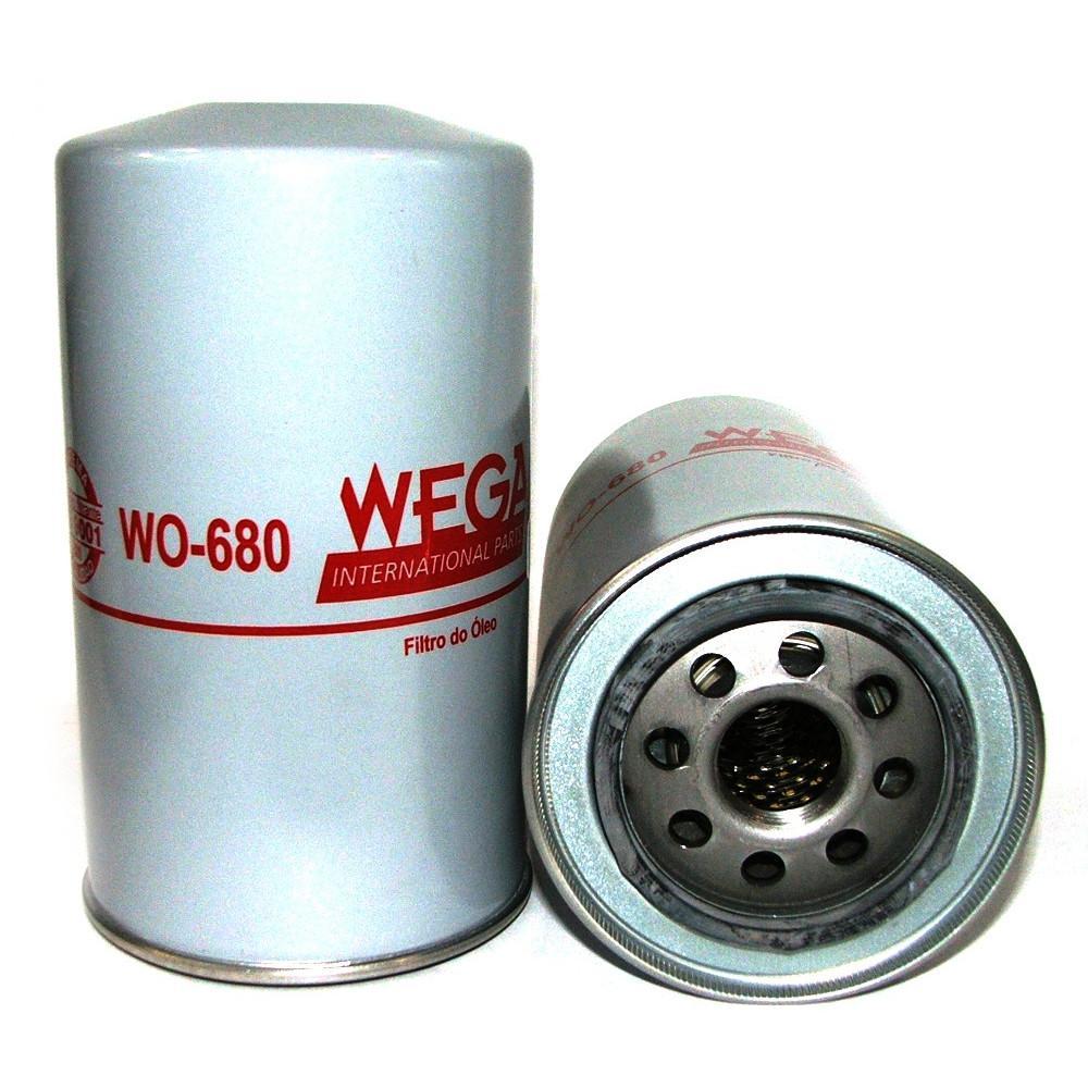 Filtro de Óleo Dodge Ram 2500 Wo680 Wega