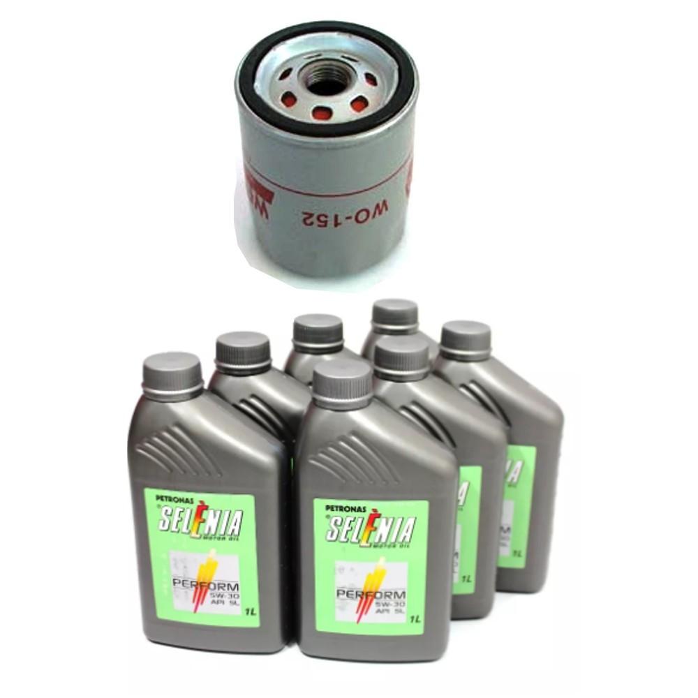 Kit Filtro De Oleo + Oleo 5w30 Peform Tutela Ranger 2011-2016