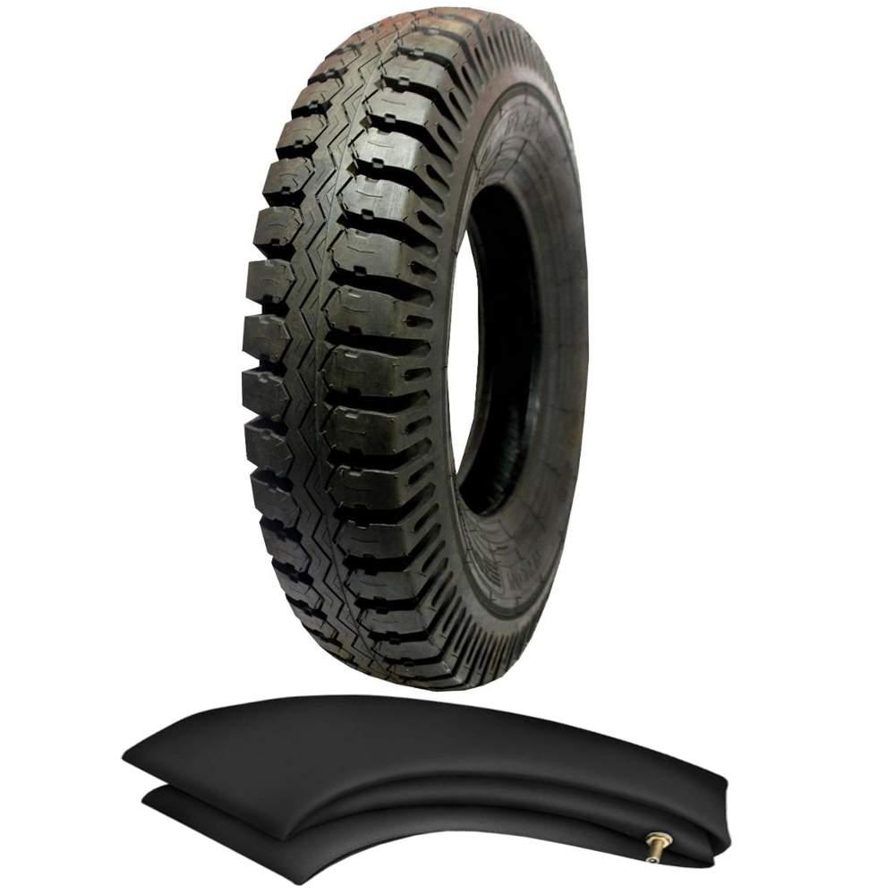 Kit Pneu 900-20 Rt59 14 Lonas Marte Borrachudo Pirelli + Camara Pirelli / Prometec
