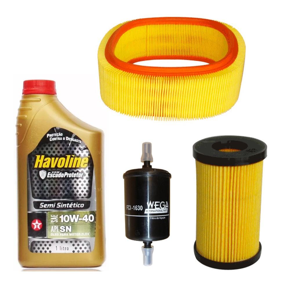 Kit Revisão Renault Twingo 1.0 16v 2000 Até 2007