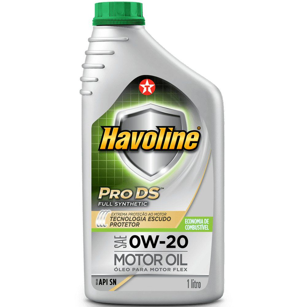 Oleo 0w20 Pro Ds Sintetico Full Cobalt Onix Accord Havoline