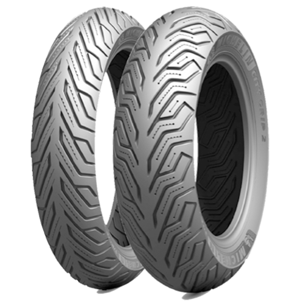 Par Pneu Suzuki Burgman 400 150/70-13 + 120/80-14 City Grip 2 Michelin