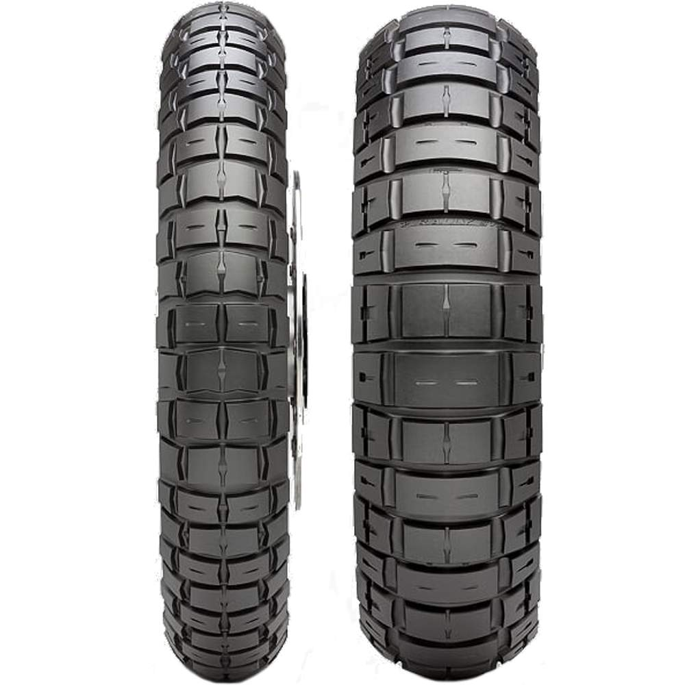 Par Pneus Bmw R 1200 Gs Tiger Explorer 120/70R19 + 170/60R17 Scorpion Rally Str Pirelli