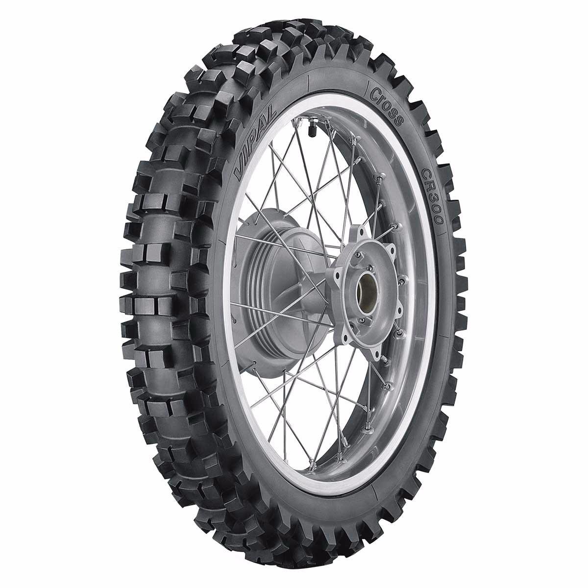 Pneu Crf 230 TTR 230 Ktm 250 Klx 300 Traseiro 100/100-18 Cross Cr300 Vipal