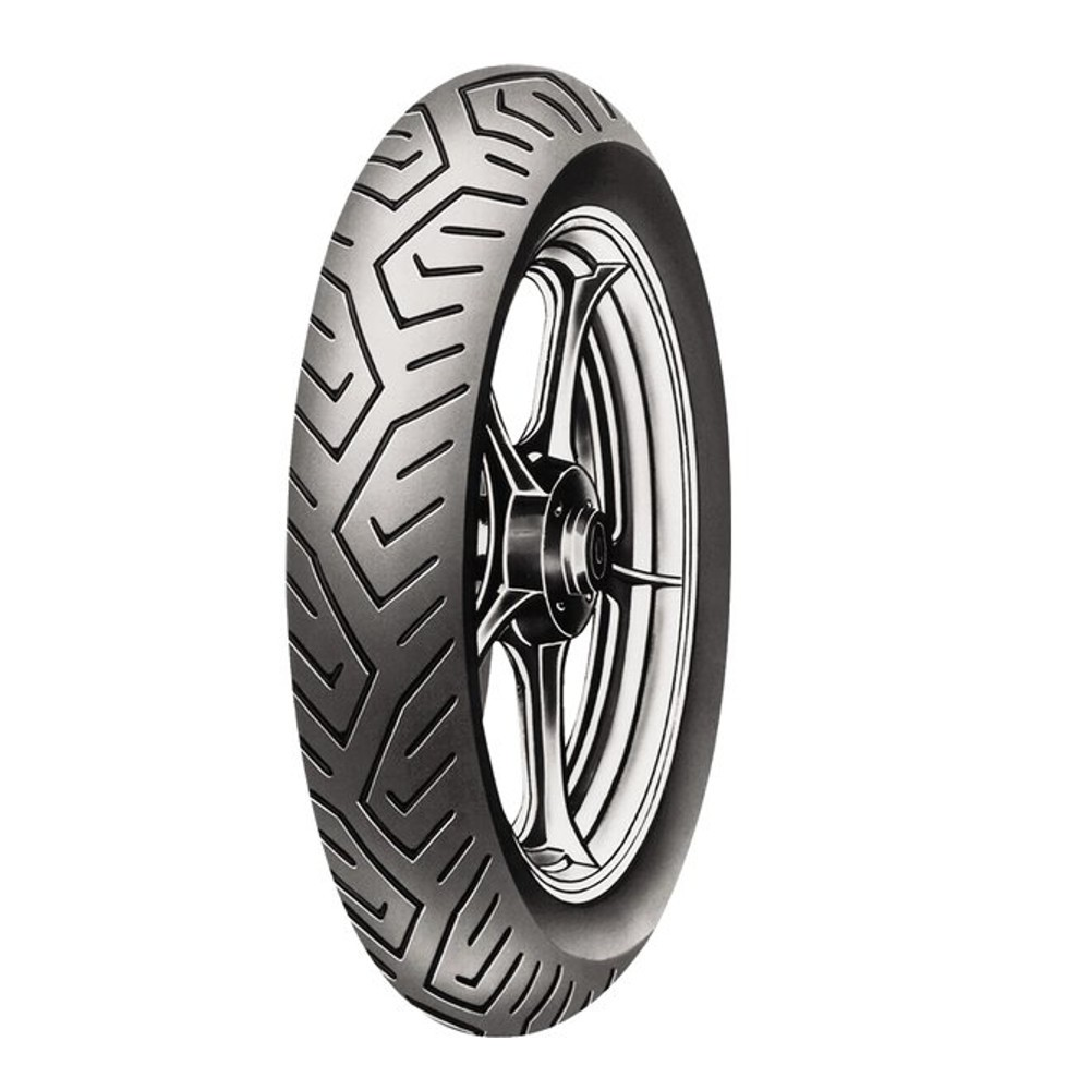 Pneu 100/80-17 M/c Tl 52p Mt75 Dianteiro Pirelli Cg 125