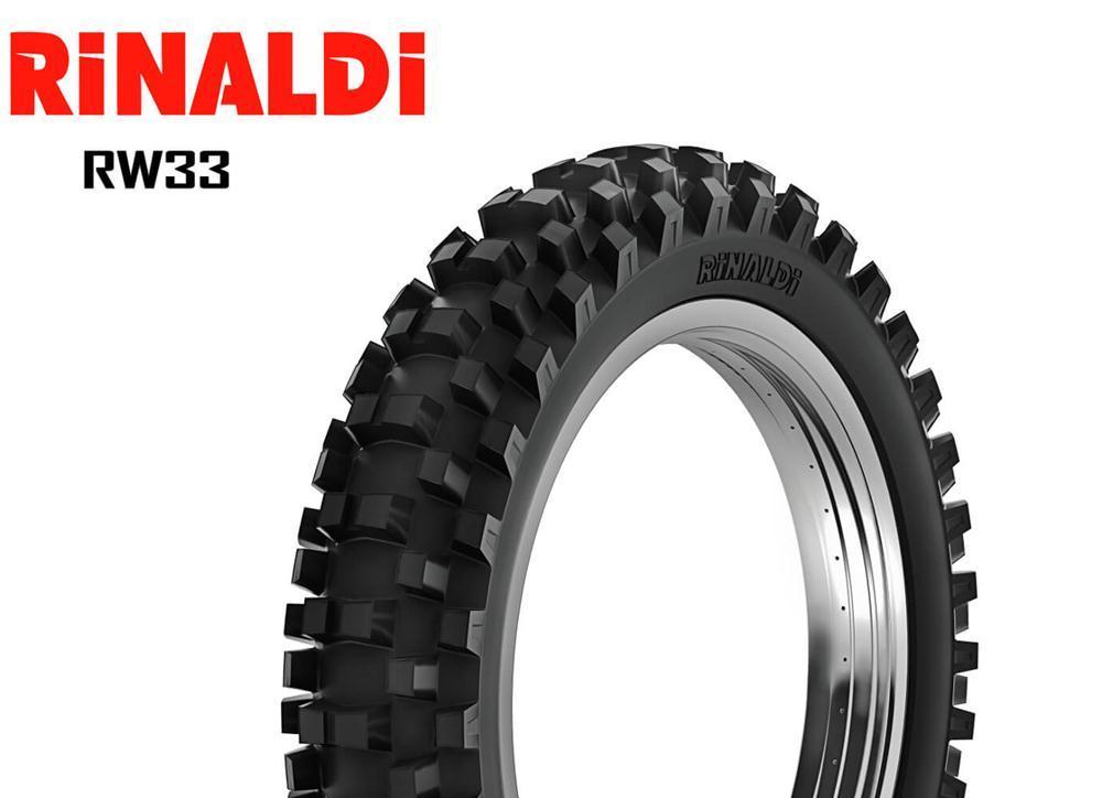 Pneu 120/100-18 68m Rw33 Rinaldi