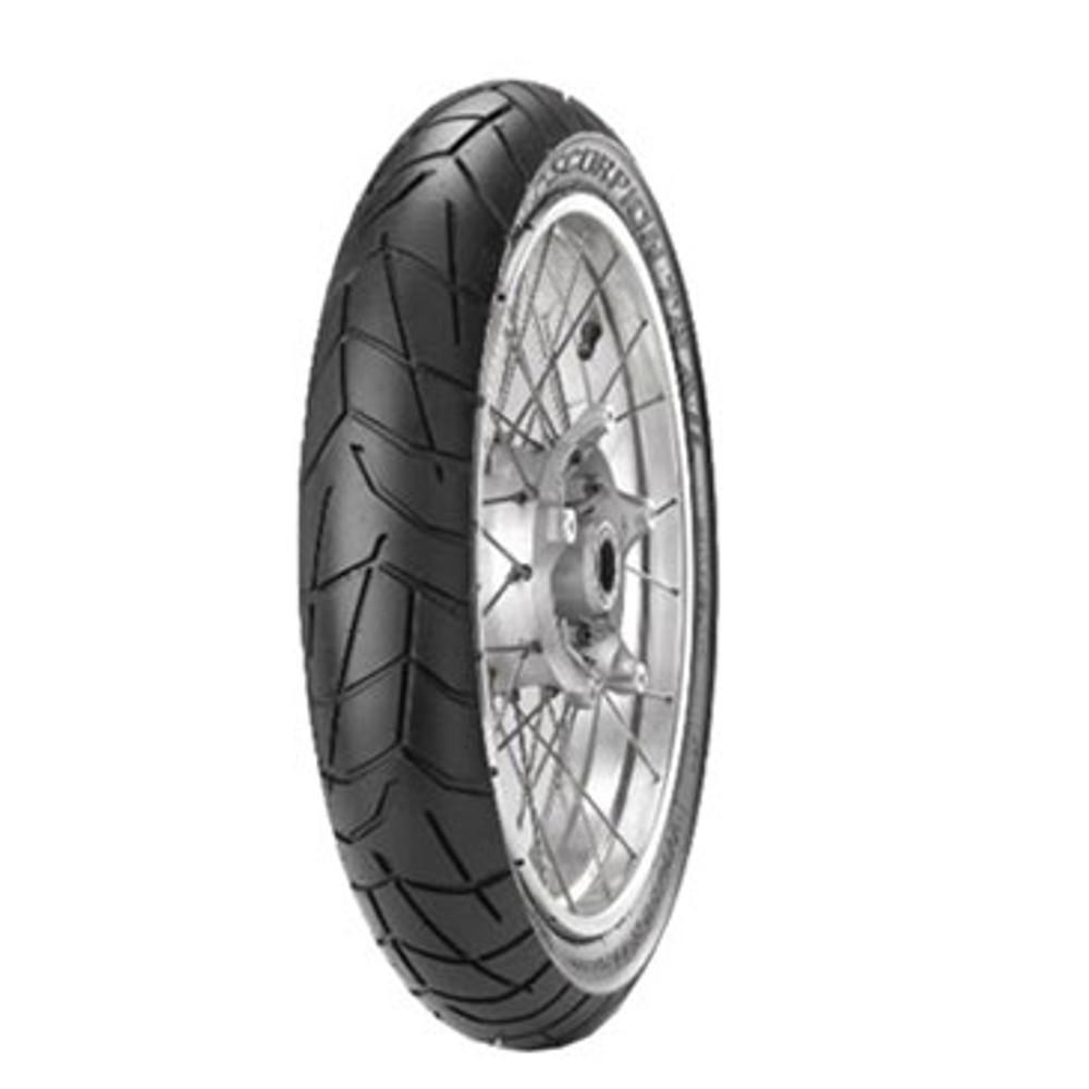 Pneu Xt1200z 120/70r17 Zr 58w Tl Scorpion Trail (F) Pirelli