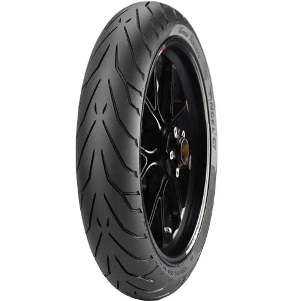 Pneu Yamaha Tdm 900 120/70r18 59w Tl Angel Gt Pirelli