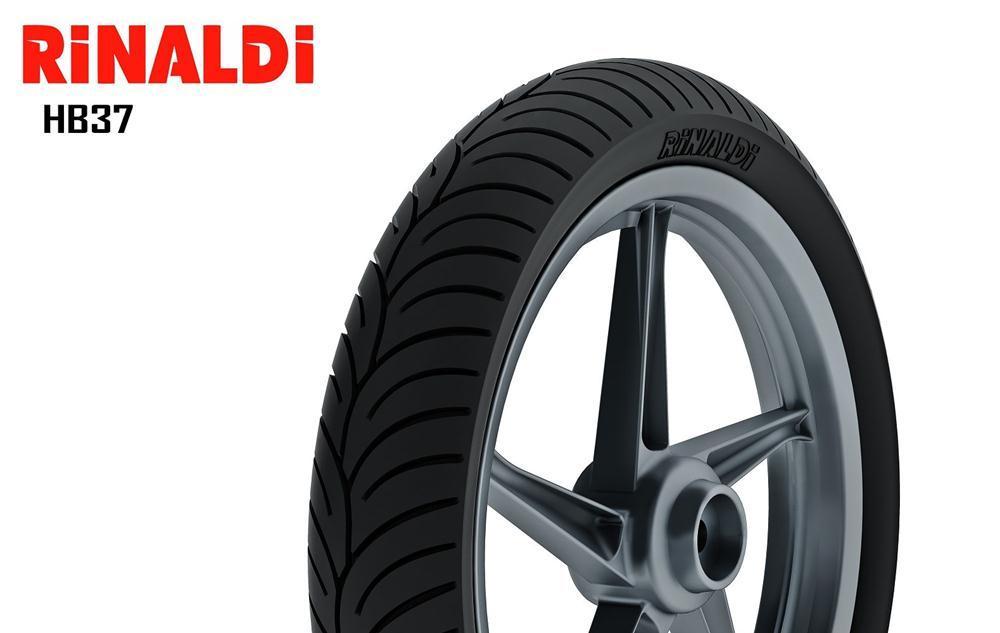 Pneu 140/70-17  Hb37 Rinaldi Tubeless Cb 300r Gs 500 Ninja 250 Twister 250 Fazer 250