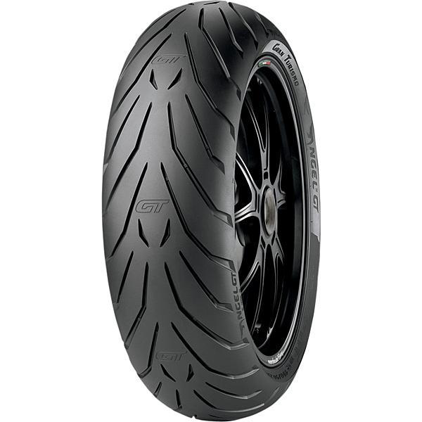 Pneu Traseiro   Cb 500 Cbr 50  Ninja 650 Xj6  160/60r17 Zr Angel Gt Pirelli