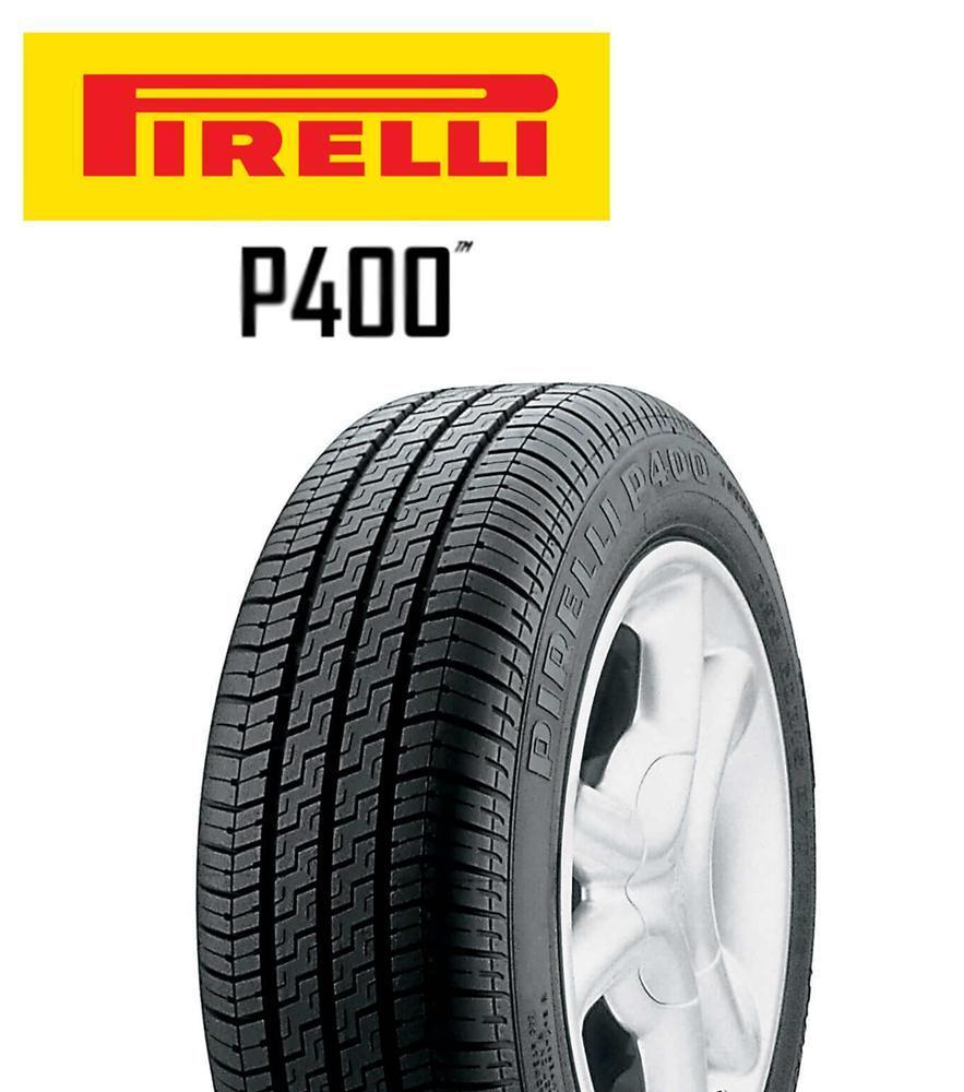 Pneu Civic Ka Palio Uno Fiesta 175/65r14  P400 Pirelli