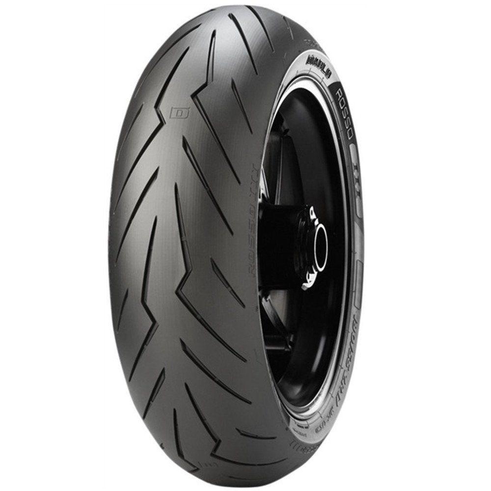 Pneu Mt-07 Cb 650 F 180/55r17 Zr 73w Tl Diablo Rosso III Pirelli