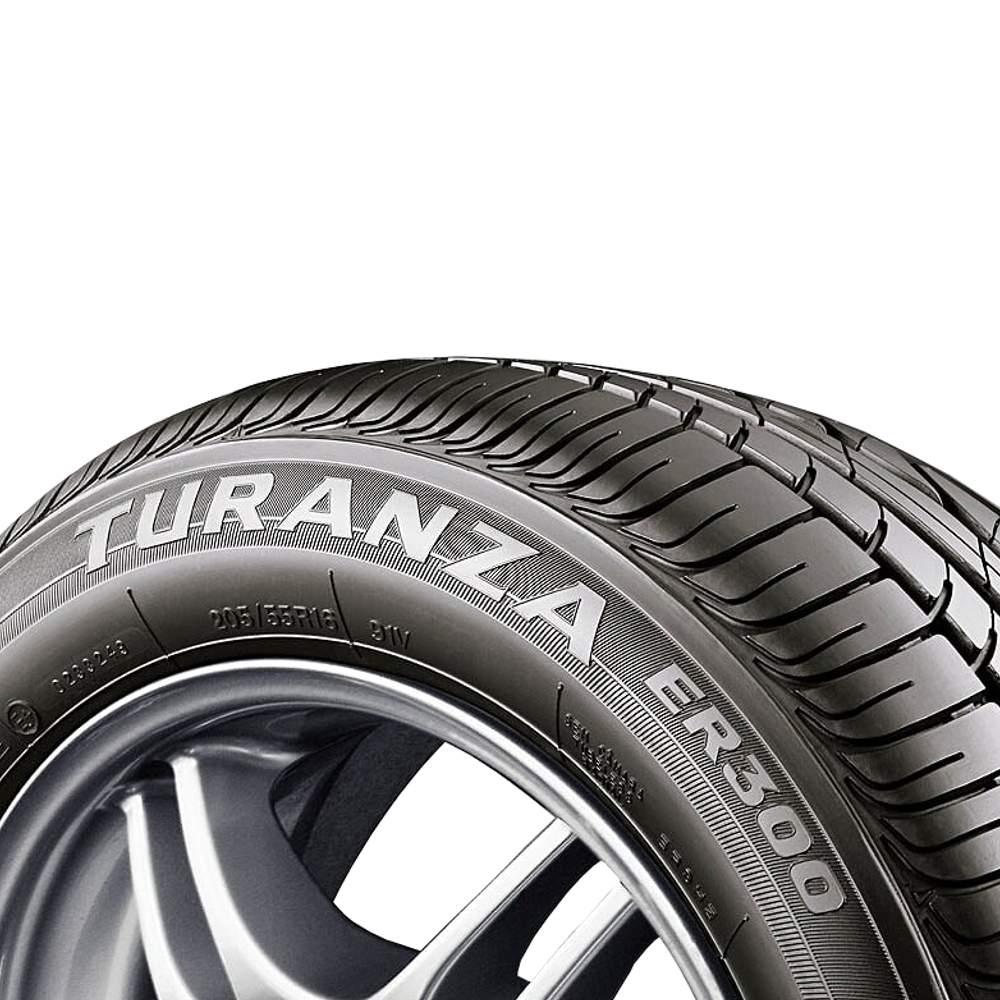 Pneu 185/60R15 84h Turanza Er300 Bridgestone