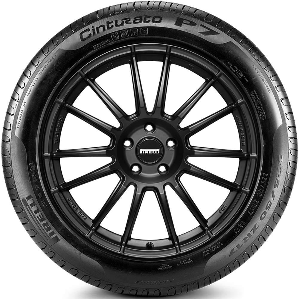 Pneu Fiesta Civic Fox Gol 195/55r15 85h Tubeless Cinturato P7 Pirelli