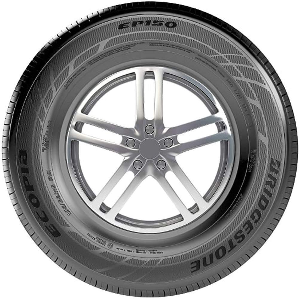 Pneu 195/55r16 87v Ecopia Ep150 Bridgestone - MONTAGEM GRATUITA NA LOJA