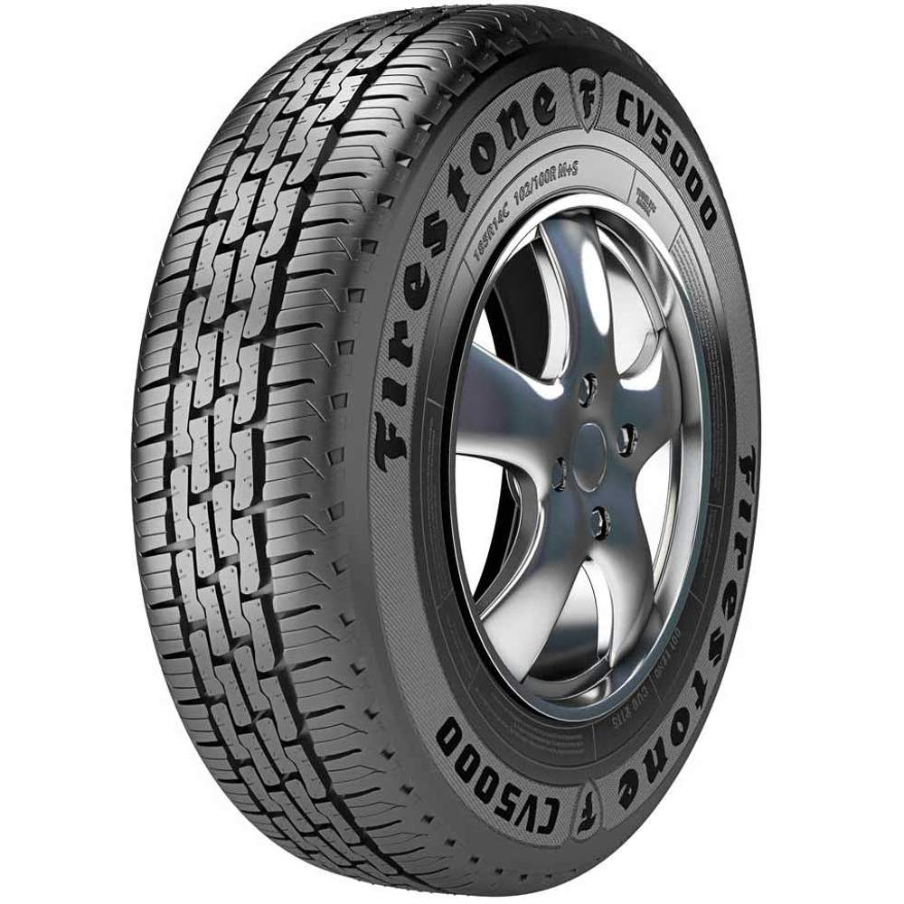 Pneu Daily Bongo 195/75r16c 107/105r Cv5000 Firestone