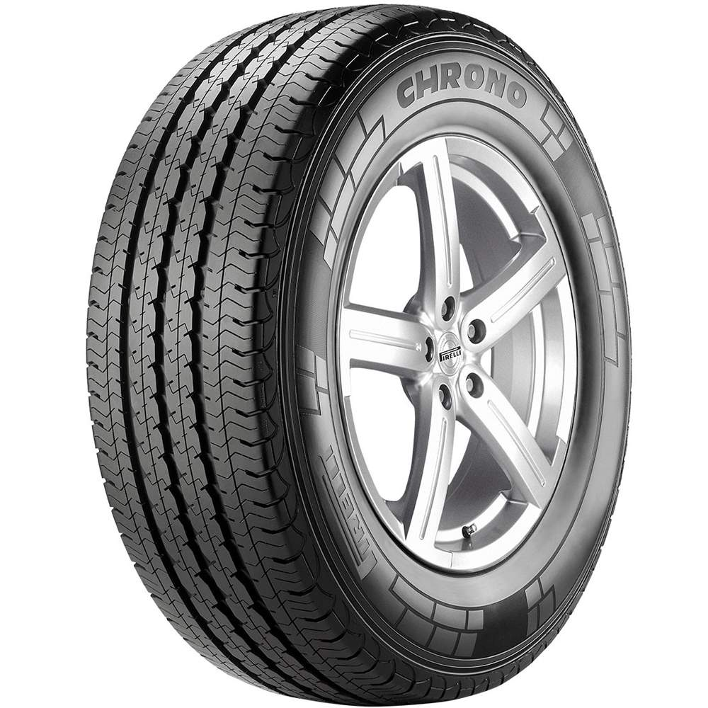 Pneu Daily Bongo 195/75r16c 107r Tubeless Chrono Pirelli