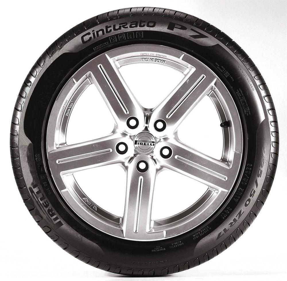 Pneu 215/50r17 91w P7 Cinturato Pirelli Subaru Impreza Legacy Volvo C30 Renault Sandero Kia Soul Honda New Civic Citroen C4 Picasso