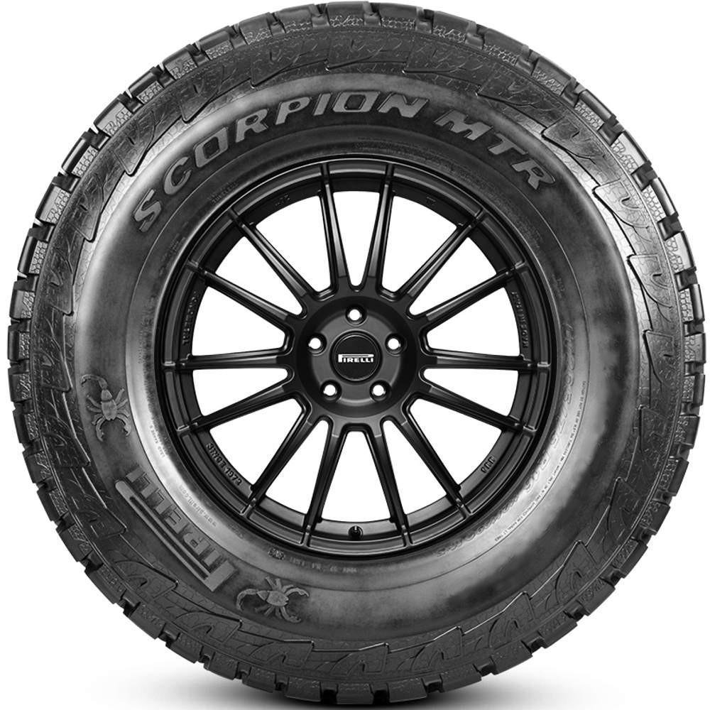Pneu L-200 Hilux  F-1000 215/80r16 107q Tubeless Scorpion Mtr Pirelli