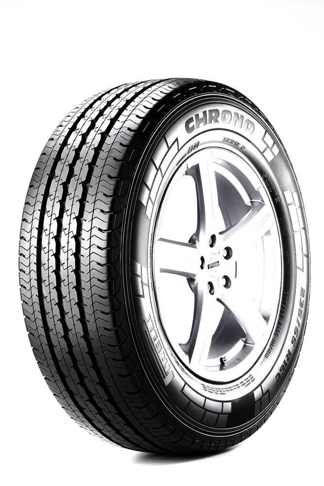 Pneu 225/75r16c 118r Pirelli Chrono