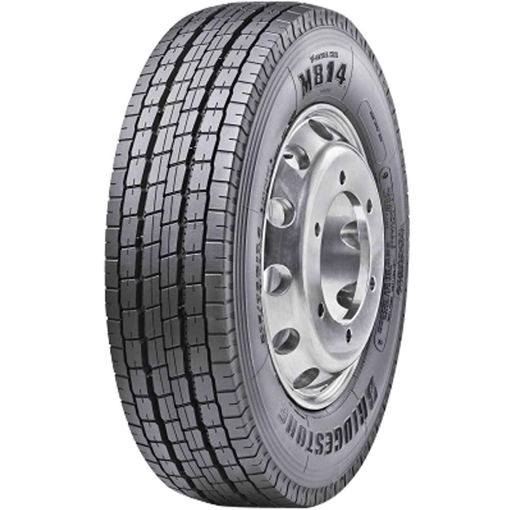 Pneu 235/75r17.5 132/130M Tubeless M814 Bridgestone
