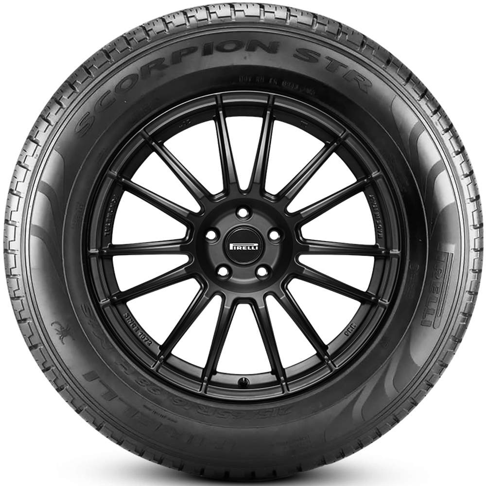 Pneu 265/70r15 112h Tubeless Scorpion Str Pirelli