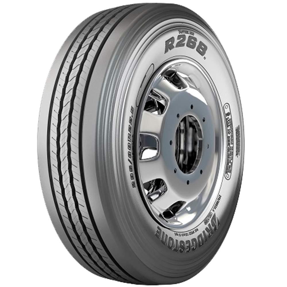 Pneu 275/80r22.5 149/146l R268 Liso Bridgestone