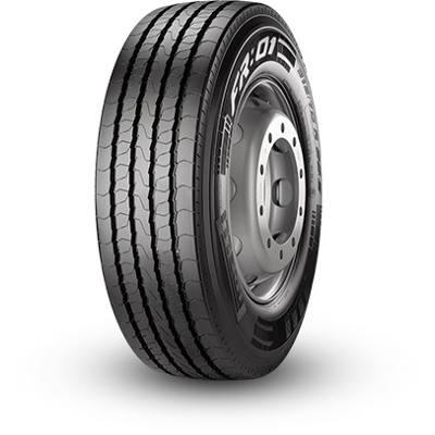 Pneu 275/80r22.5 Liso Fr01  Pirelli Liso Radial Caminhao Onibus
