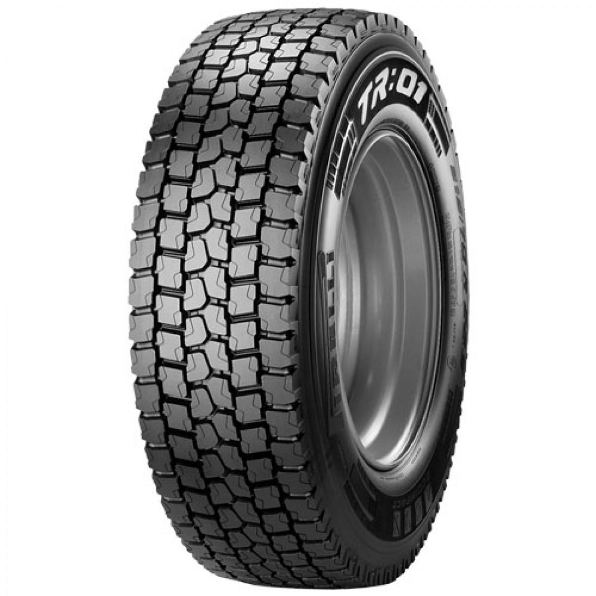 Pneu Caminhao Onibus Radial 275/80r22.5 Tr01 Borrachudo Pirelli