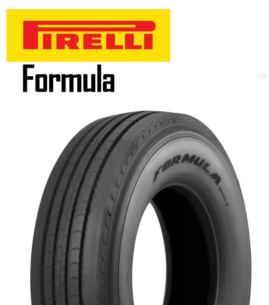 Pneu 295/80r22.5 Liso  Formula Driver Pirelli Caminhao Onibus