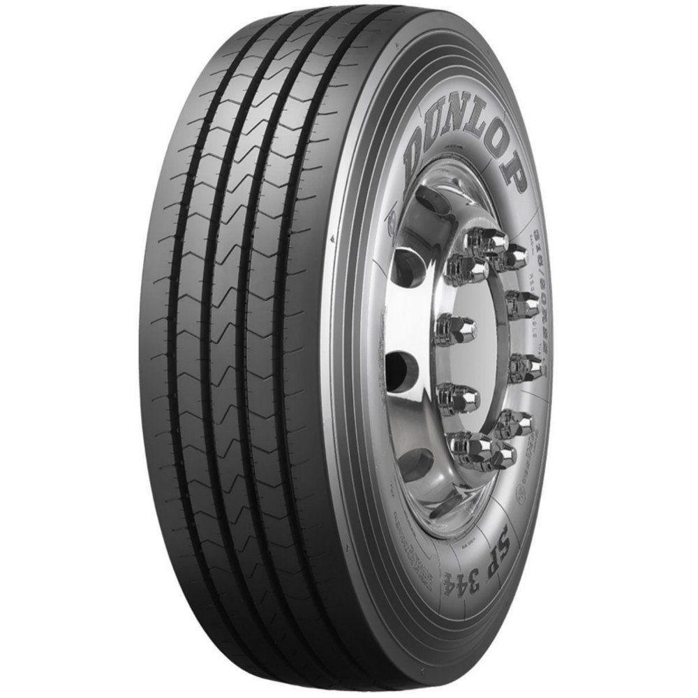 Pneu 295/80R22.5 152/148M SP391 Liso Dunlop Caminhão Onibus