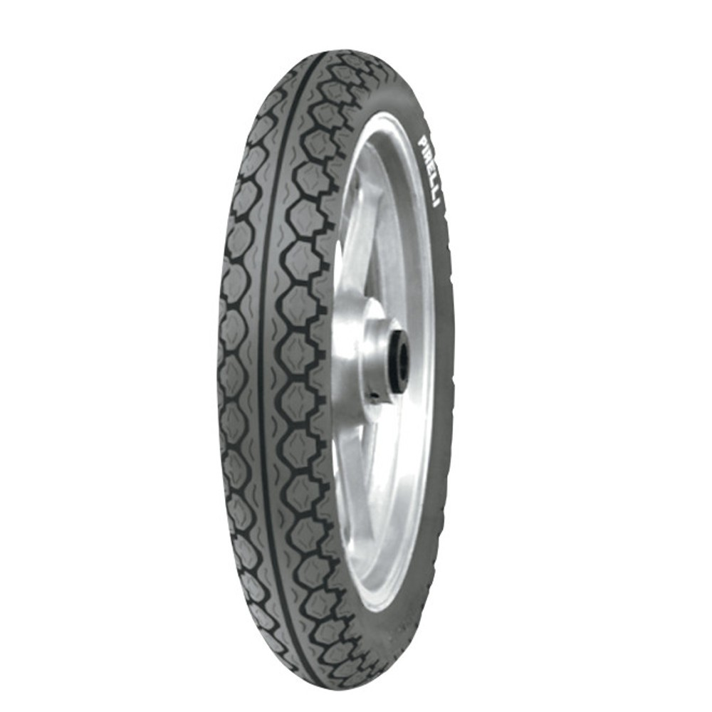 Pneu Nx150 200 Xlr 125 Xtz 125 410-18 60s Mt15 Traseiro Pirelli
