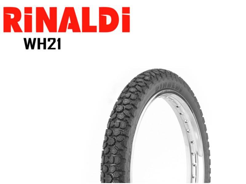 Pneu 80/100-14 49l Wh21 Rinaldi Traseiro Kasinski Win 110 Traxx Prince 110 Sky 125 Honda Biz 100 125 Pop 100 Mvk Fox