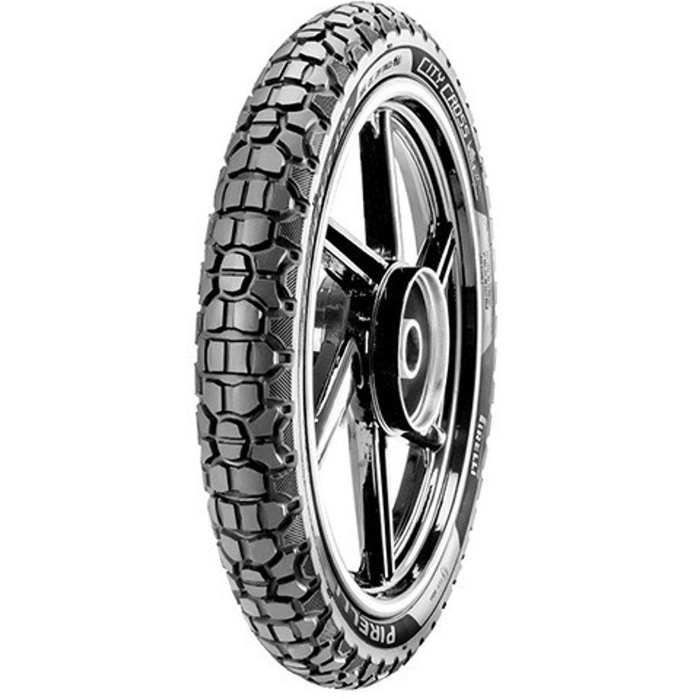 Pneu Biz 100 125 Crypton 250-17 38p City Cross Pirelli