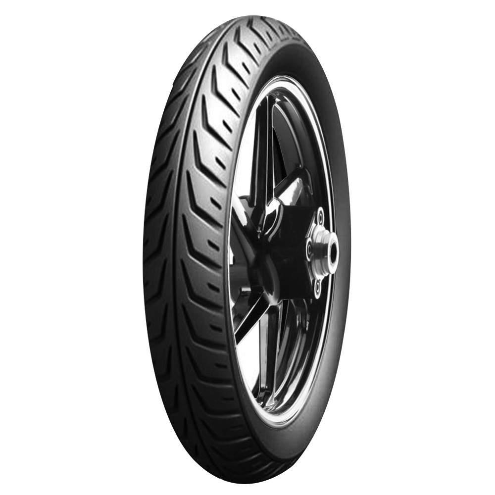 Pneu Biz 125 Biz 100 Pop 100 Crypton 60/100-17 33s Pilot Street 2 Michelin