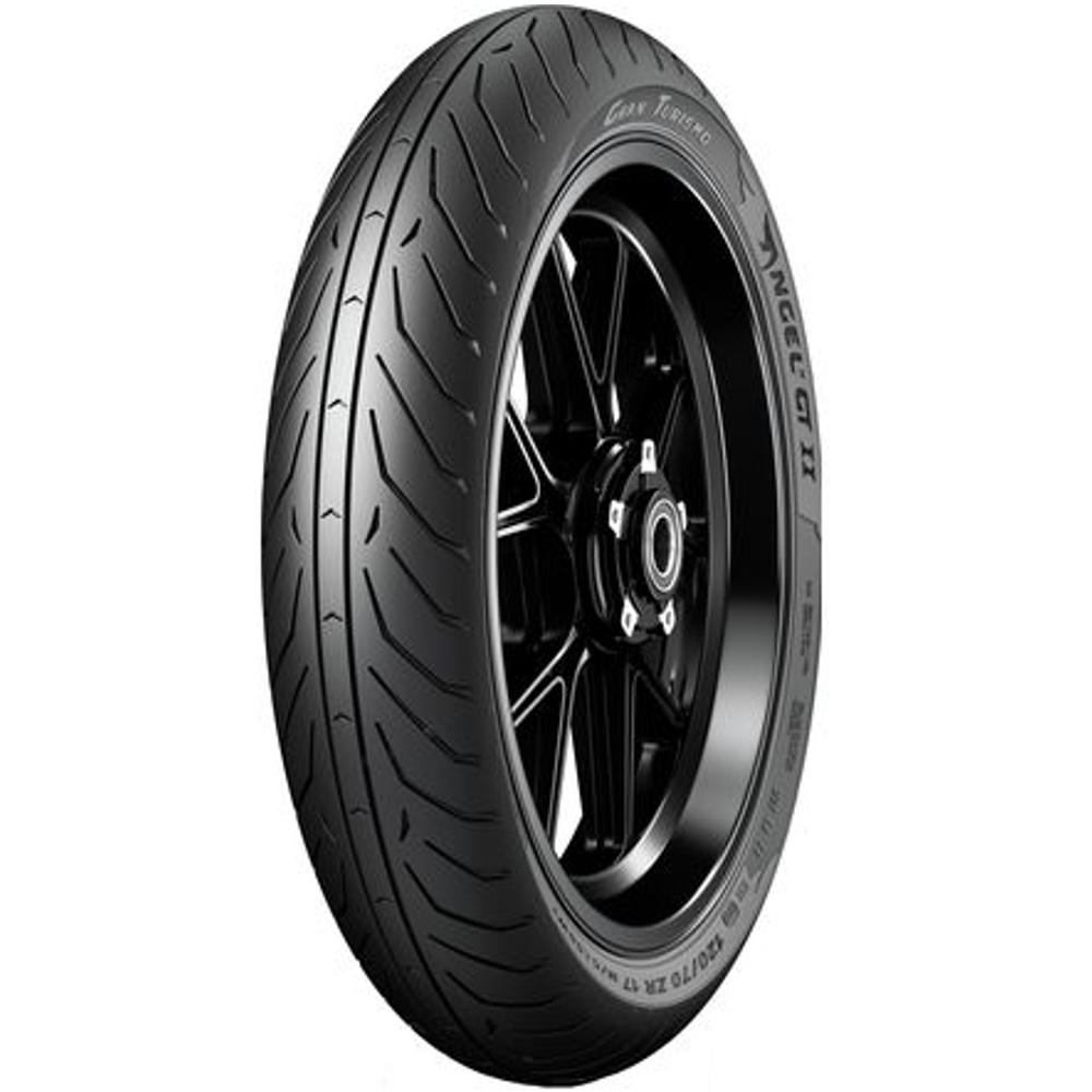 Pneu Bmw R 1200 Gs Dl 1000 V-Strom 120/70r19 60v Angel Gt 2 Pirelli