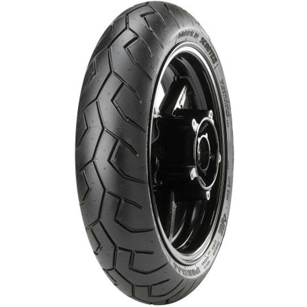 Pneu Burgman 650 Tmax 120/70r15 Tl 56h Diablo Scooter Pirelli