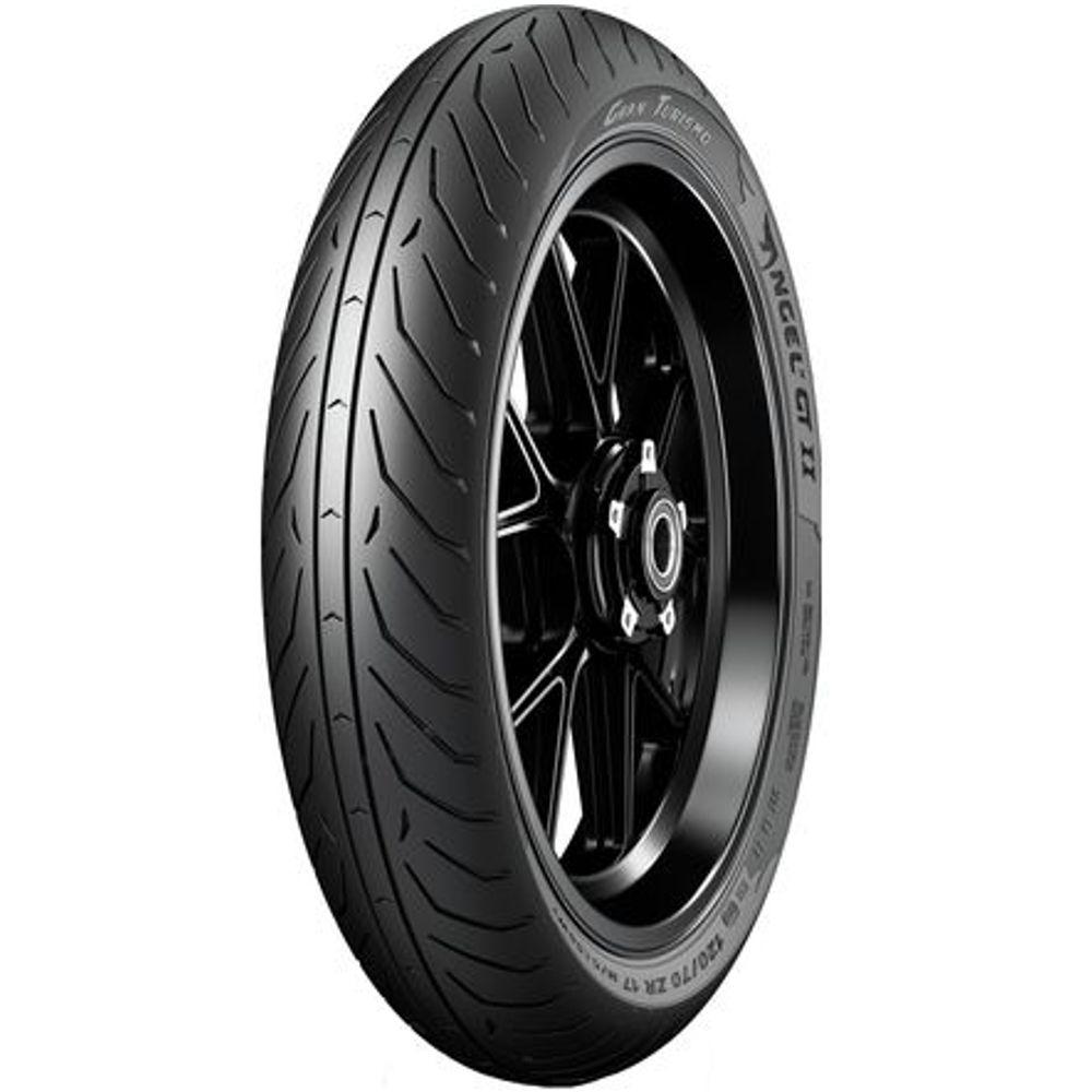 Pneu Cb 1000 Gsx-S Cb 1000 R 120/70r17 Zr Tl 58w Angel Gt 2 Pirelli