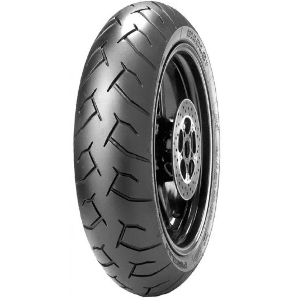 Pneu Xj6 Cb 500 f G 310 R 160/60r17 Zr Tl 69w Diablo Pirelli