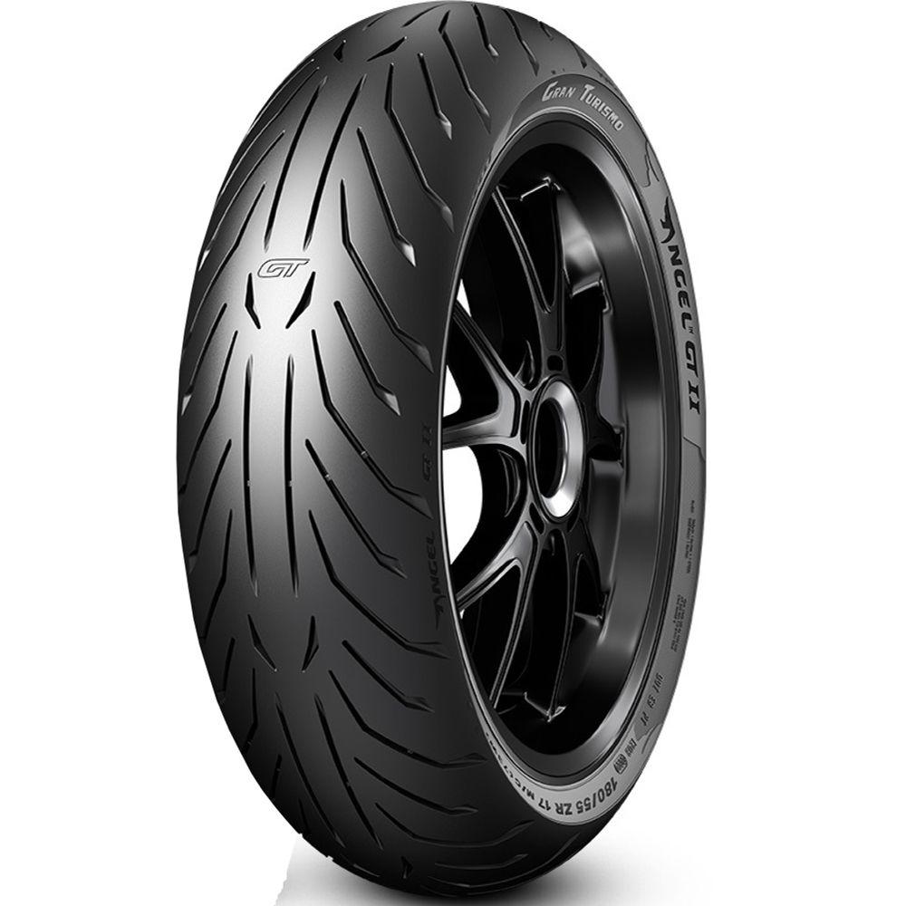 Pneu Cb 650 F Mt-07 180/55r17 Zr 73w Angel Gt 2 Pirelli