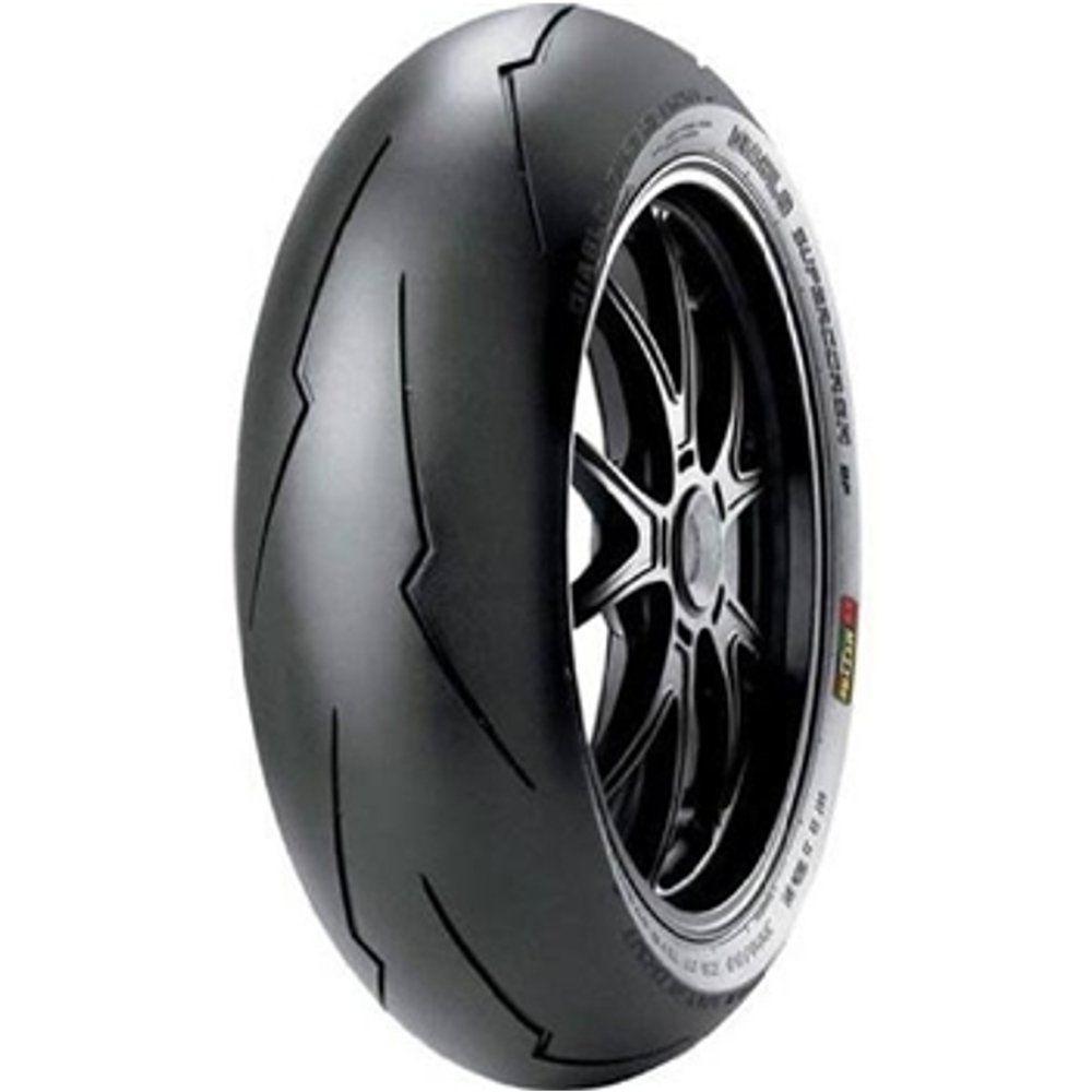 Pneu Ducati Panigale 1299 200/55R17 Zr 78w Tl Diablo Supercorsa V2 Pirelli