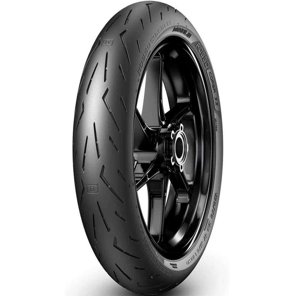 Pneu Cbr 1000 Rr Fire Blade Xj6 Mt 07 120/70r17 Zr Tl 58w Diablo Rosso Corsa 2 Pirelli