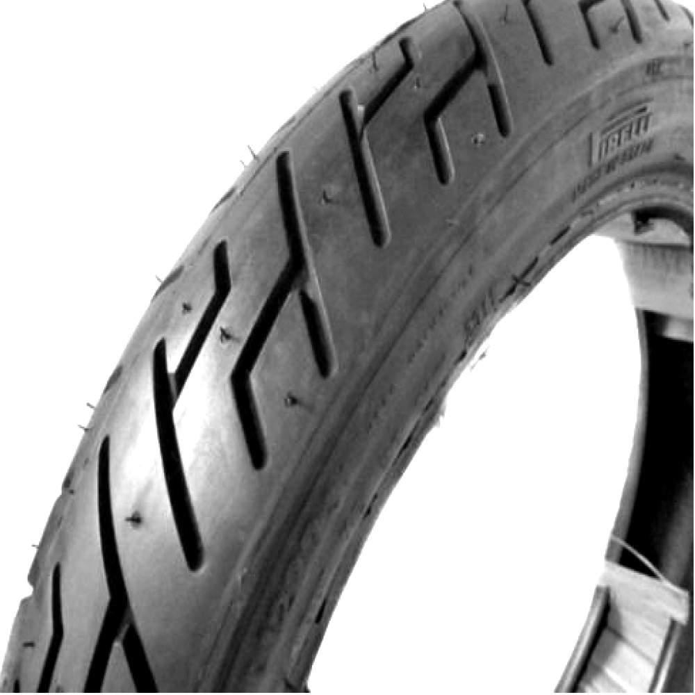 Pneu Cbx 200 Strada Dafra Apache 100/90-18 Mt65 Traseiro Pirelli