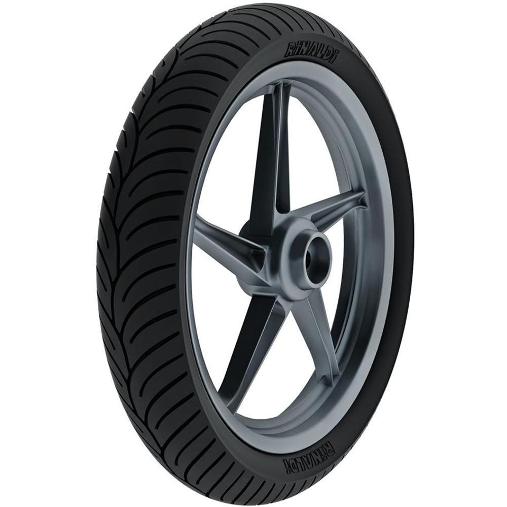 Pneu Cbx 250 Twister Cb 300r 110/70-17 54t Sem Camara Hb37 Rinaldi