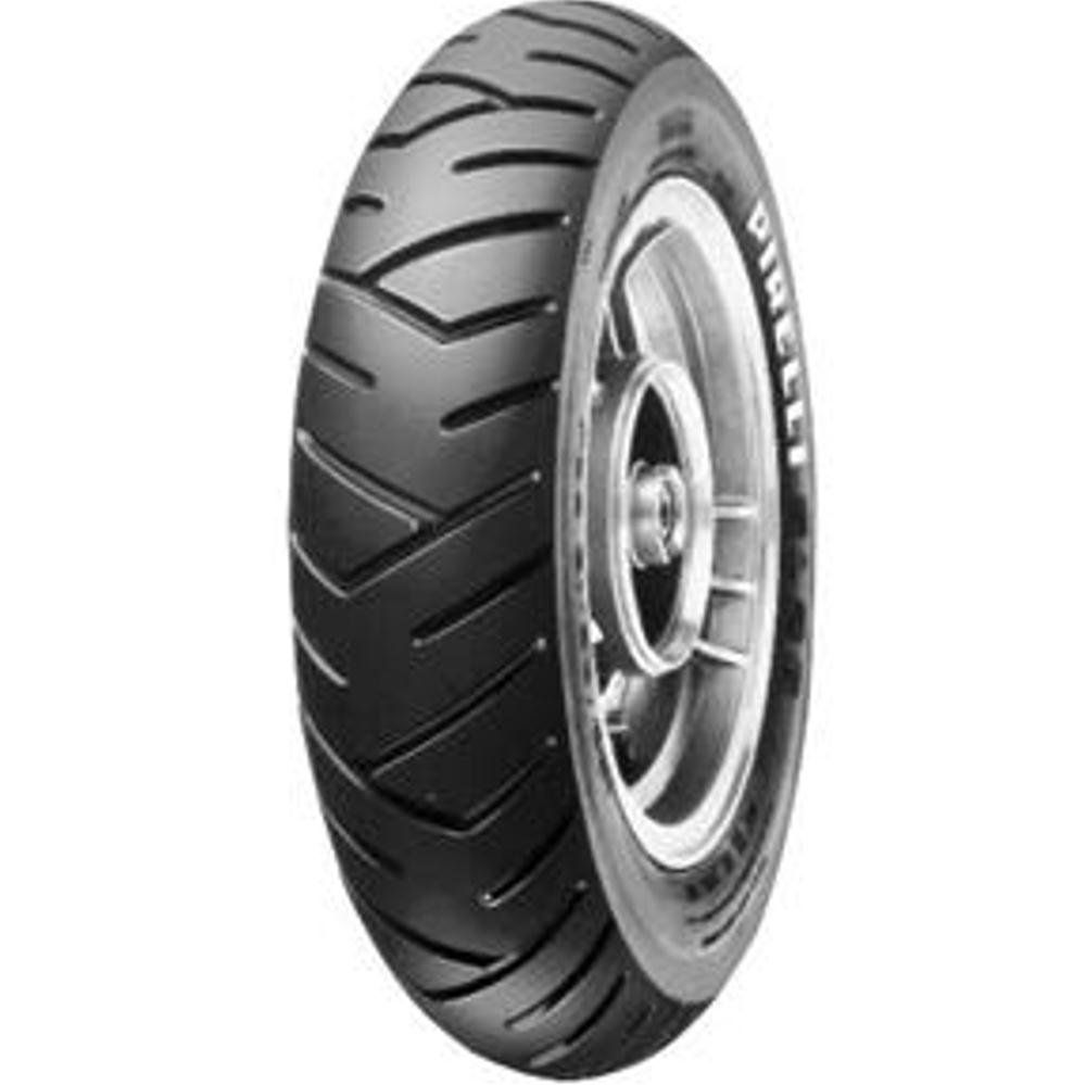 Pneu Yamaha Bws 50 130/90-10 61j Tubeless Sl26 Pirelli