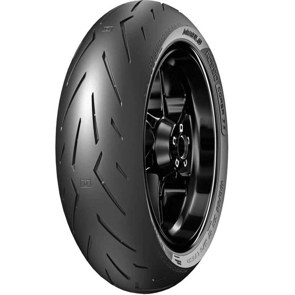 Pneu Ducati Panigale 1299 200/60R17 Zr 80w Tl Diablo Rosso Corsa 2 Pirelli